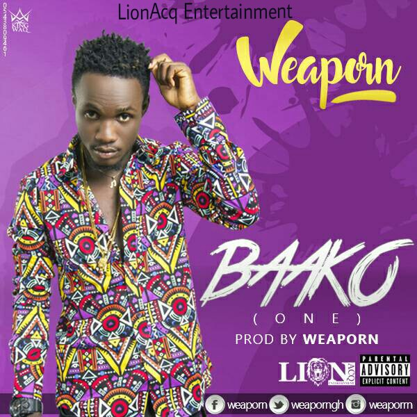 Weaporn - Baako (ONE) (Prod By Weaporn)