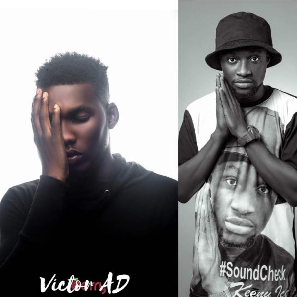 Keeny Ice and Victor AD
