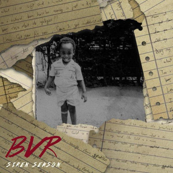 E.L – BVR cover artwork