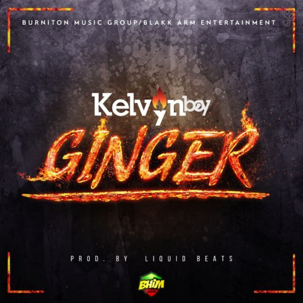 KelvynBoy - Ginger (Prod. by Liquid Beatz)