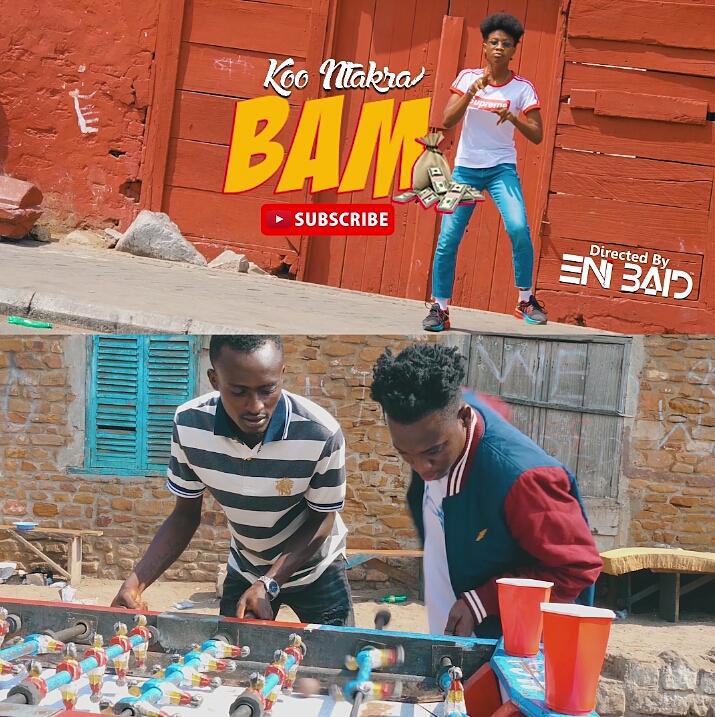 Koo Ntakra - BAM (Dance Video)