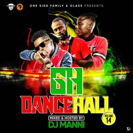 DJ Manni – GH Dancehall Vol 14